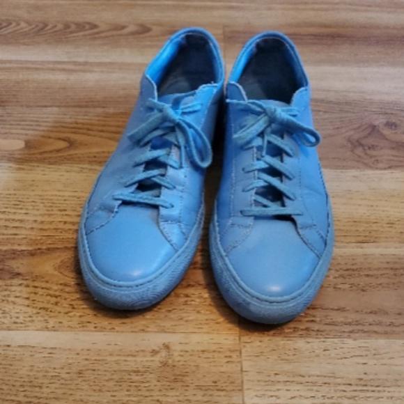 Common Projects Shoes | Blue Achilles
